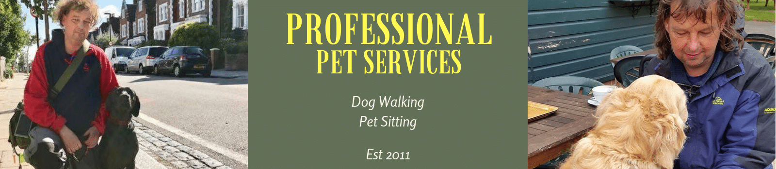 Finchley Dog Walker - Professional Pet Services